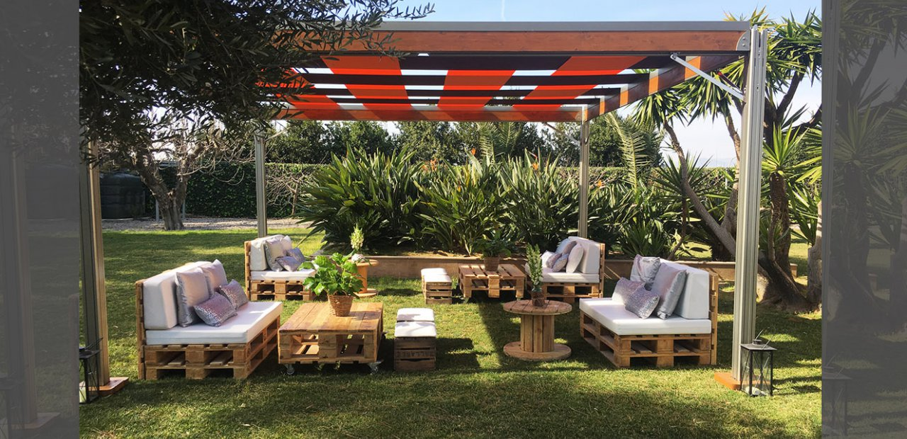 Rental of tents or sale for private or company events | Eventop Carpas Barcelona