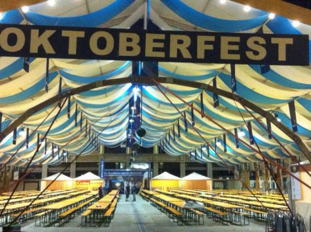 OKTOBERFEST BARCELONA, organizes it for 3rd consecutive year Eventop Carpas