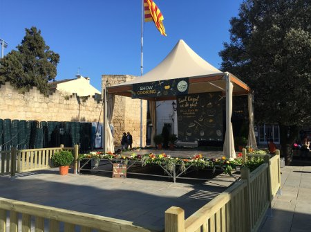 Gastronomic Fair  'Sant Cugat ve de gust' 2017