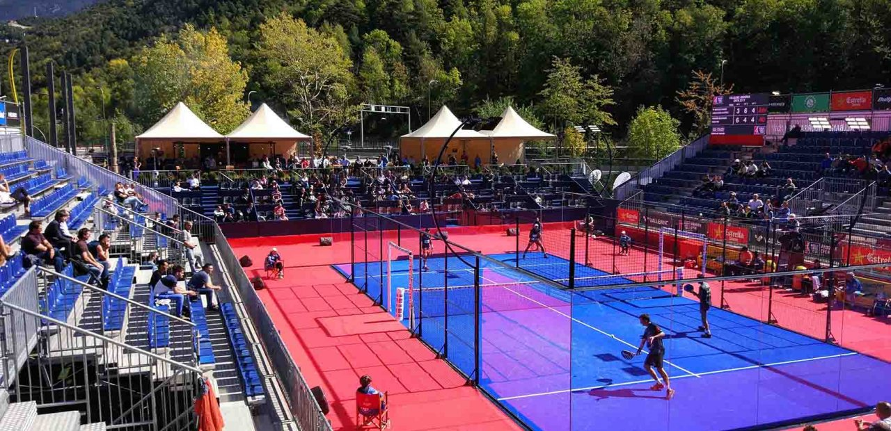 World Padel Tour - Andorra 2017