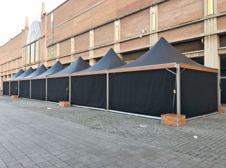 Eventop VIP tents for corporate event