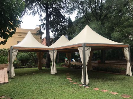Tents rent EVENTOP VIP
